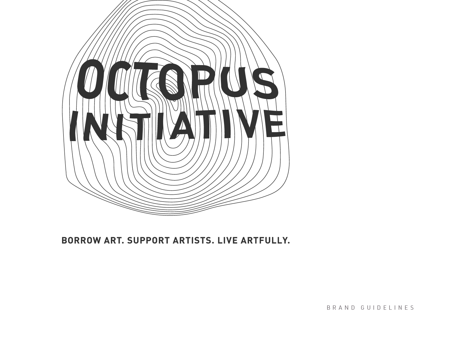 The Octopus Initiative Brand Guidelines - Page 1