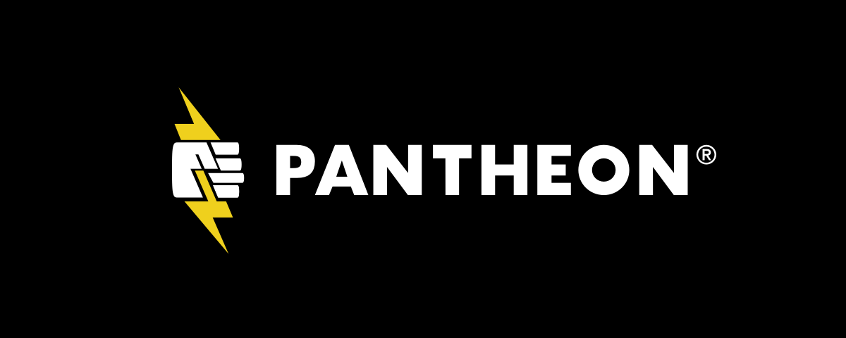 The Pantheon logo