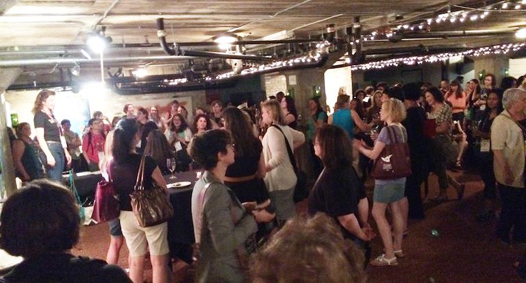 Women in Drupal meetup at Drupalcon Austin 2014