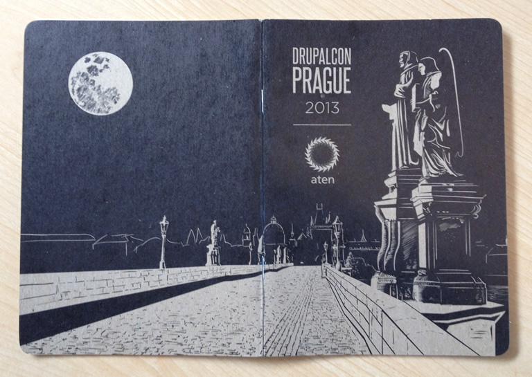 DrupalCon Prague 2013 Scoutbook