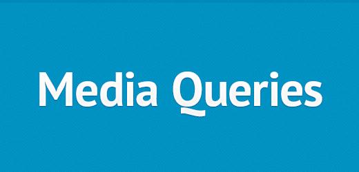 Media Queries